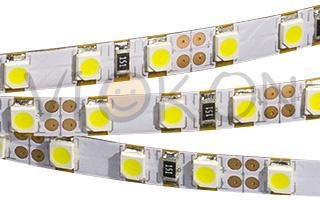 Лента RT 2-5000 12V Warm-5mm 2x(3528, 600 LED, LUX