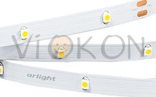 Лента RT 2-5000 0.5X 24V Warm2700 (3528, 150 LED, LUX)