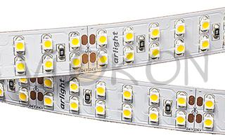 Лента RT 2-5000 24V Warm 2x2 (3528, 1200 LED, LUX)