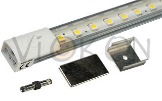 Светильник BAR-5050C-100-SENS 12V Warm White